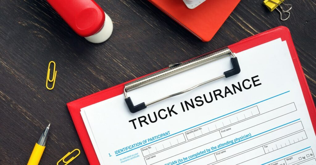 requirements to start a trucking company